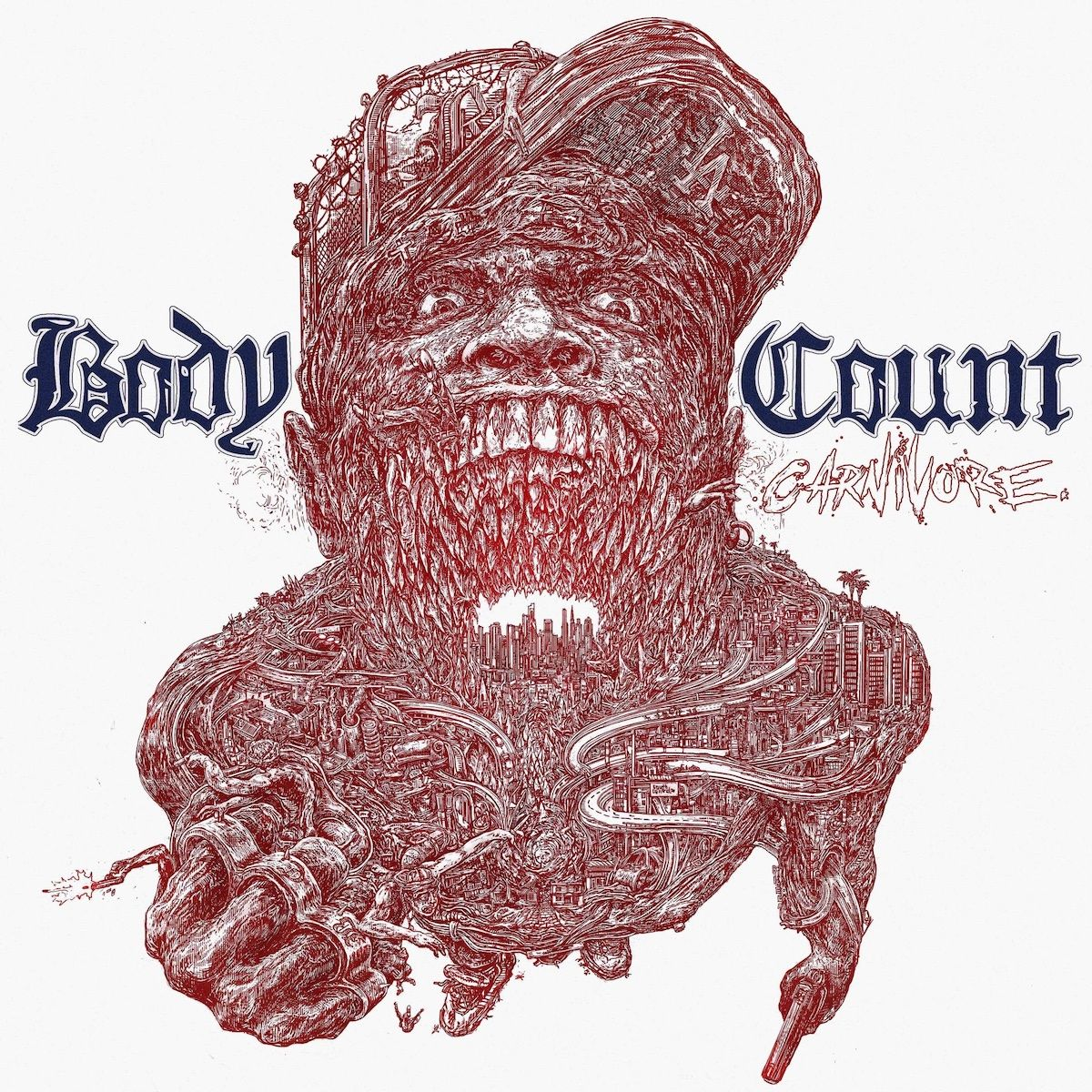 Review: Body Count – Carnivore – The Rock Life