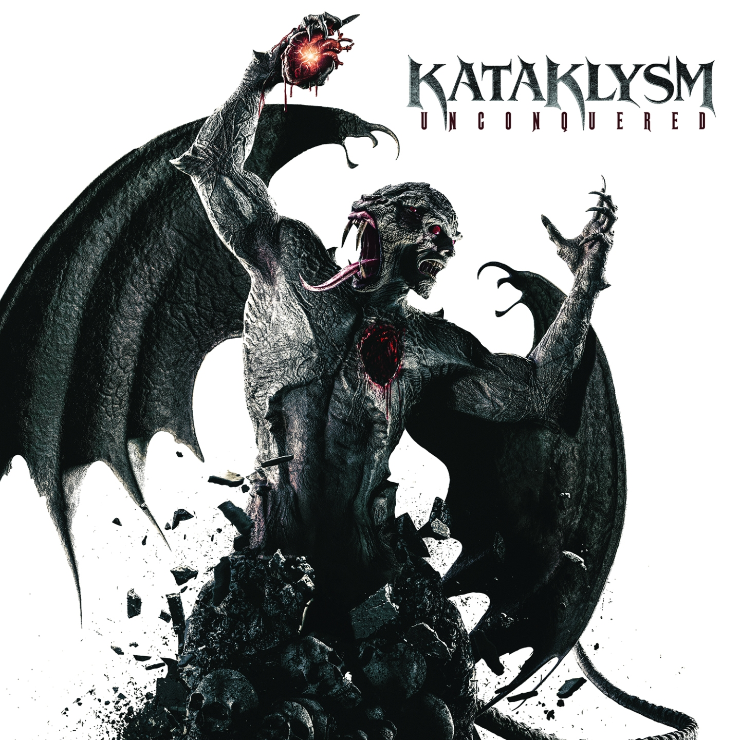 REview: Kataklysm – Unconquered – The Rock Life